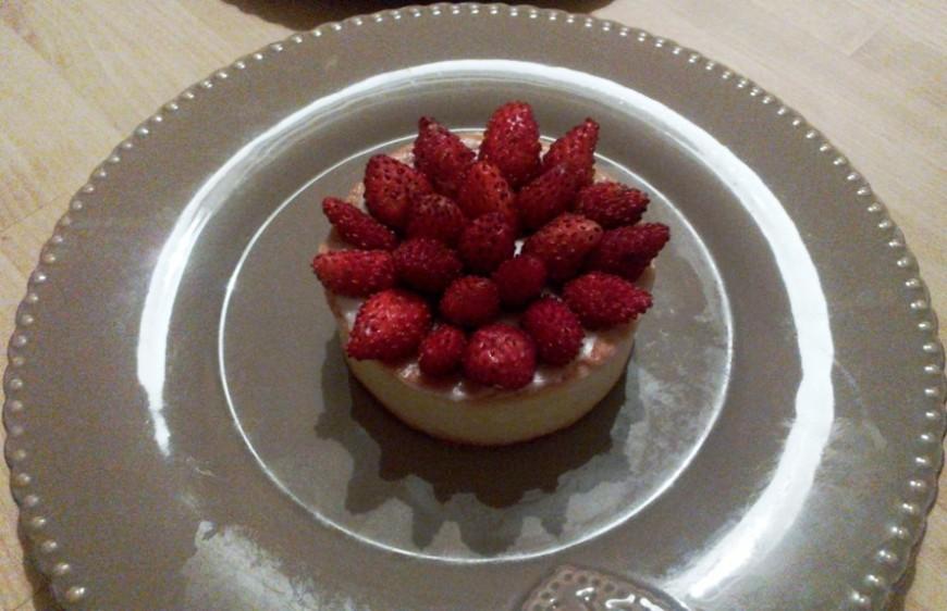 tartelette fraises des bois