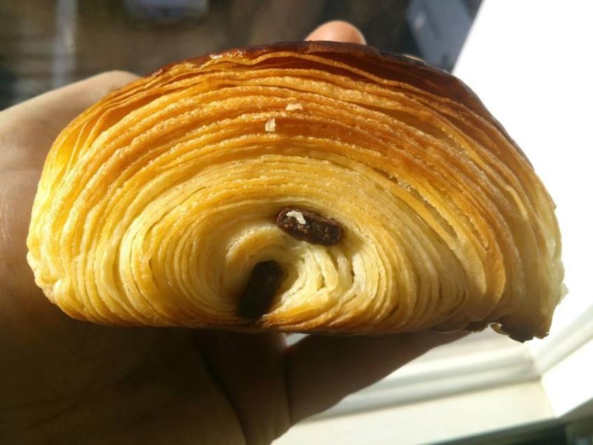 Pâte Levée Feuilletée La Pistacheraie - Recette cap cuisine