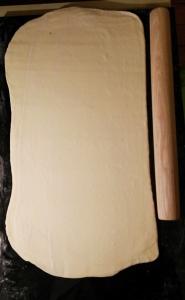 Le rouleau fait 50cm de long, pour échelle
