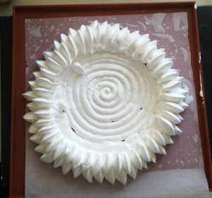 B7 meringue