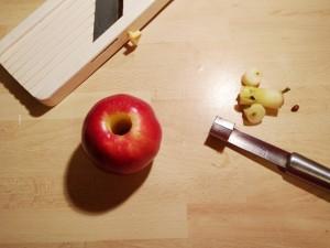 11 pommes