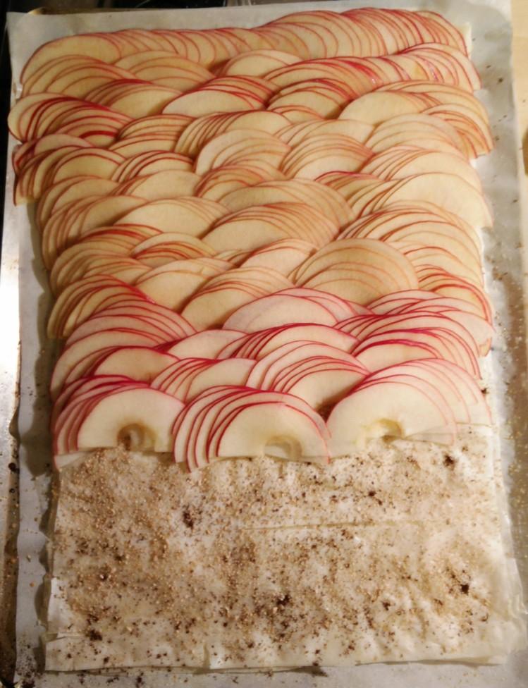 18 pommes